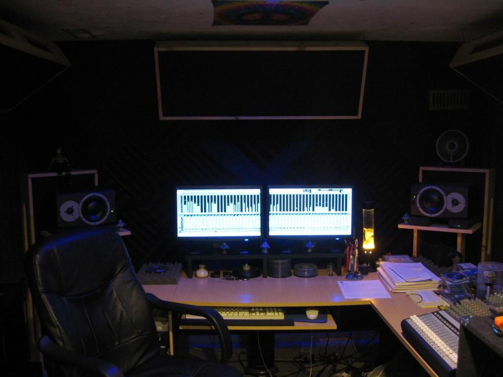 home studio, Sound4VO studio, Studio4VO, win a copy of Sound Advice