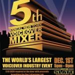 2012 New York Voiceover Mixer
